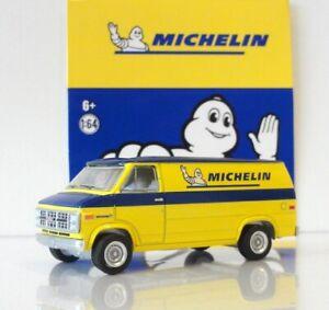 MICHELIN 1987 GMC VANDURA VAN #58049 DIECAST SCALE 1/64 NEW