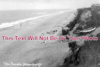 NF 667 - The Sands, Happisburgh, Norfolk - 6x4 Photo
