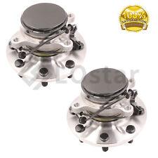 Pair(2) Front Wheel Hub & Bearing Assembly Fits 12-17Nissan NV1500 NV2500 NV3500