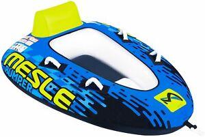 MESLE Tube Bumper, 2 Personen Towable, Fun-Tube, Donut Wasser-Reifen, aufblasbar