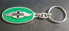 Morgan Llavero Logotipo Verde depositado - maße 48x27mm