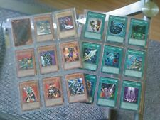 Near-Complete First Edition Warrior's Triumph Structure Deck (SD5) Yu-Gi-Oh set