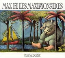 Max Et Le Maximonstres French Edition