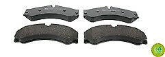 Ferodo Front and Rear Brake Pad for Mercedes-Benz Sprinter 2-T 3-T 5-T VW LT