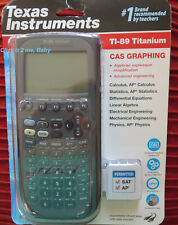 New! LATEST! Texas Instruments Ti-89 TITANIUM Graphing Calculator FREE Shipping!