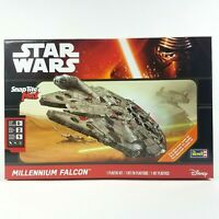 Star Wars Millennium Falcon Snap Tite Model Kit - 1:72 Scale Revell No 85-1822