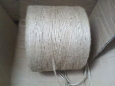 3.0 mm Natural Brown Cord Jute Twine String 3 Ply Rustic Cord Shabby Garden DIY