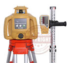 NEW! TOPCON RL-H5B SELF-LEVELING ROTARY LASER LEVEL PACKAGE, TRANSIT,RL-H4C,INCH