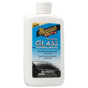 Meguiar's Meguiars Perfect Clarity Glass Polishing Compound Car Windsreen