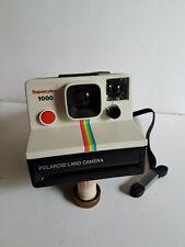 Polaroid 1000 supercolor tested ok