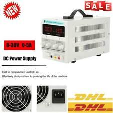 Regelbares DC Digtial Labornetzgerät 30V 5A Power Supply Schaltnetzteil COOL