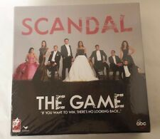 Scandal. The Game ABC HIT SHOW CARDINAL GAMES