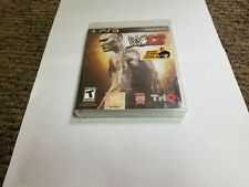 WWE '12 (Sony PlayStation 3, 2011) new ps3