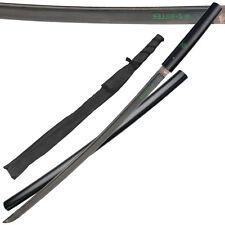 Japanese Shirasaya Deadly Contaminate Z- Killer Zombie Apocalypse Katana Sword