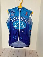 Voler Team Artemis Women's XS Cycling Wind Vest Pre-owned EUC!