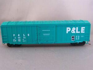 Athearn/Bev-Bel - Pittsburgh & Lake Erie - 50' Railbox Box Car + Wgt # 39675