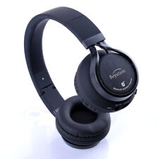 New HiFi Wireless Metal Bluetooth Headphones for Cell Phone/Laptop/PC/Tablet