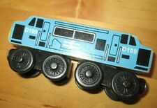 Thomas the Tank Engine ~ Shining Time Station ~ D199 Blue Diesel