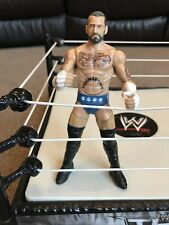 WWE CM Punk figure Mechanical Movement