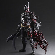 Play Arts Kai Batman Rogues Gallery Double Two Face Action Figure Toy Doll Model