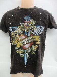 Shiroi Neko Minute Mirth T Shirt Los Angeles Gr.M Farbe Schwarz-P01