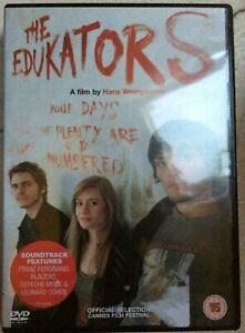 The Edukators DVD 2004 Educators German High School Comedy Drama