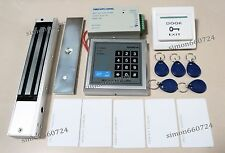DIY Door Access Control ID Card Password System Kit With 280KGs Magnetic Lock