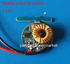 DC3-12V 5 Modes LED Driver for Cree P7/XML-T5/XML-T6 HP LED Light Lamp/Torch