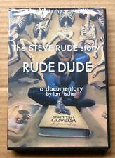 RUDE DUDE: THE STEVE RUDE STORY DVD (2015) Steve Rude Documentary