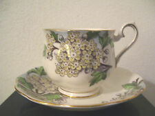 """VTG Royal Albert Flower Of The Month Series No. 5 """" Hawthorn """"  Cup & Saucer"""