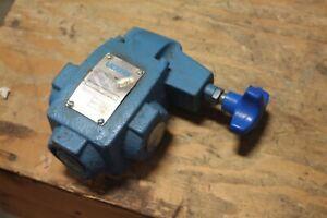 Vickers CT-06-F-50 Hydraulic Pressure Relief Valve