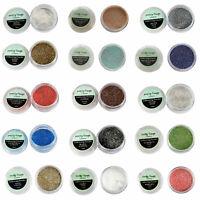Heat Embossing Powder Glitter Colours Sparkle & Shine 10ml Jars | Pretty Things