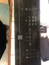 MAKE AN OFFER - Black  Glass 326350803 Kenmore Elite Oven Stove Control Panel
