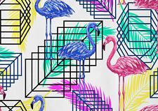 A1|Tropical Flamingo Poster Print Size 60 x 90cm Animal Art Decor Gift #14874