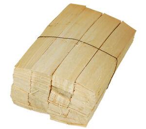 Holzschindeln Dachschindeln 5x30 cm ca. 200 St im Bund Spließe Fichte
