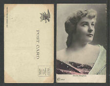 190x AMELIA BINGHAM ACTRESS UDB UNDIVIDED BACK POSTCARD