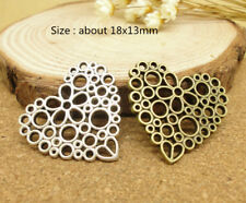 Lot Tibetan Silver/Bronze Beautiful Charms Pendant DIY Jewelry Finding Carfts