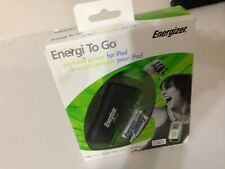 Energizer Energi To Go Portable Power for iPod 2 AA Batteries NEW Free USA Ship!