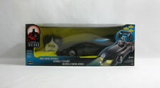 NEW 1997 Vintage Batman ✧ BATMOBILE ✧ Radio Controlled RC New Adventures MISB