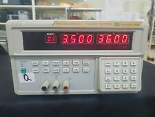 GW Instek PPS-3635 GPIB Programmable Power Supply (36V/3.5A)