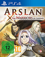 Arslan-the warriors of Legend pour playstation 4 ps4 | article neuf |