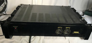 Yamaho p2075 Power Amplifier