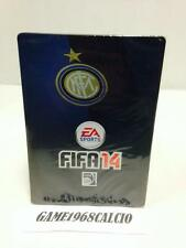 FIFA 14 Steelbox Steelbook u. PS3 Xbox 360 PC NEU Metallic Box Exclusive