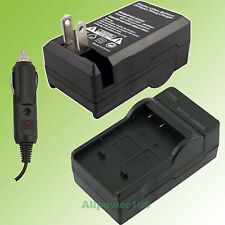 Battery Charger fit Casio NP-60 CNP-60 EXILIM EX-S10 Rechargeable Lithium-ion