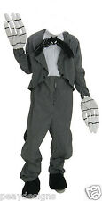 Disney Jack SKELLINGTON Nightmare Before Christmas Adult Deluxe Costume Mens Sm