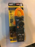 Klein Tools Digital Clamp Meter Automatic Orange