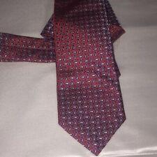 .NWT Daniel Cremieu 7 Fold 100% Silk tie/