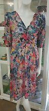 Flower mesh dress.Sz10.Excellent condition.