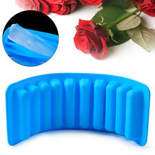 Silicone Cylinder Ice Cube Tray Freeze Mould Fondant Stick Chocolate Cookie Mold