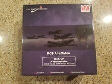 """Hobby Master 1/72 Air Power Series HA1709 P-39Q Airacobra, GC II/6 """"Travail"""""""